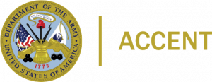 Army Accent logo