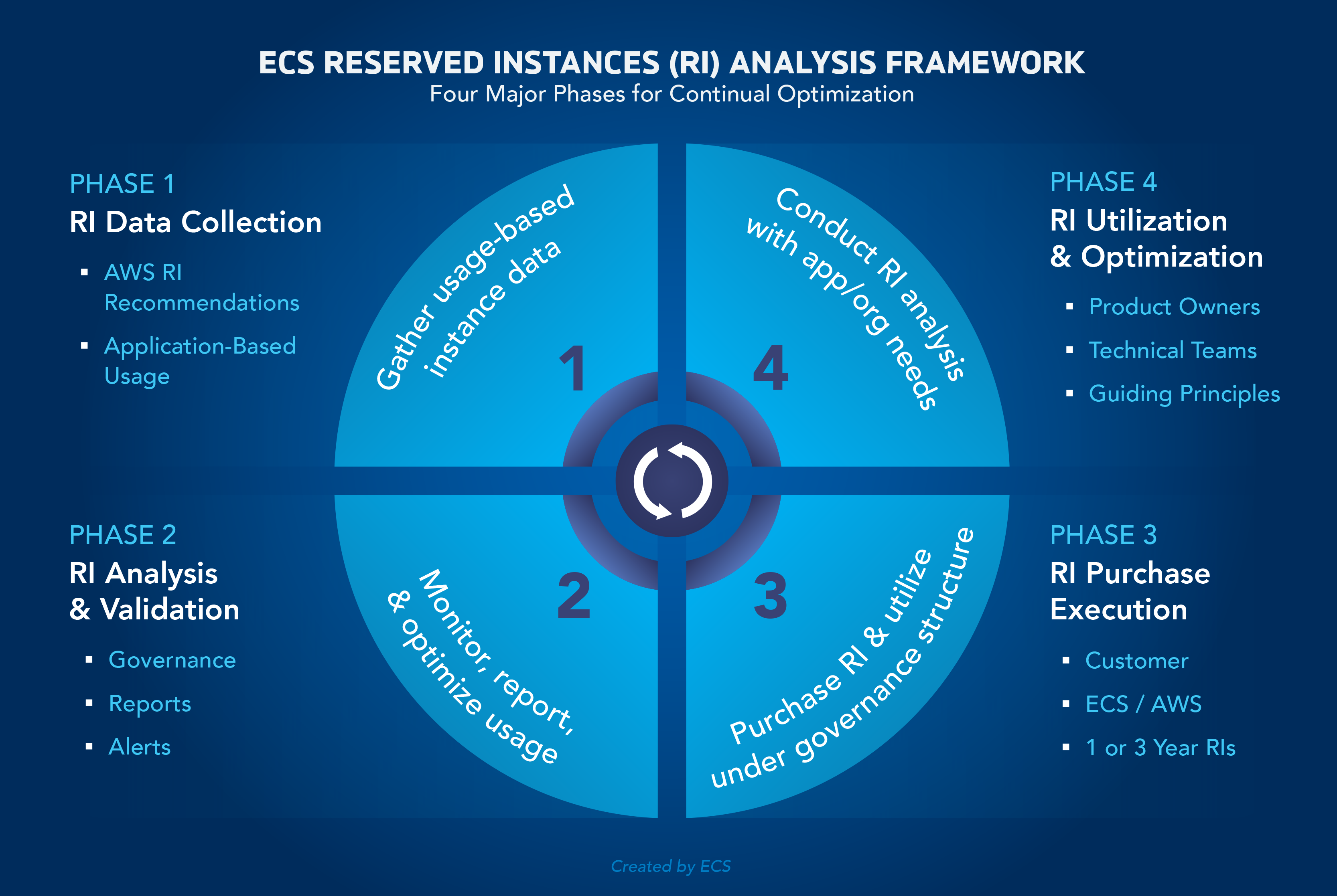 ECS Analysis framework