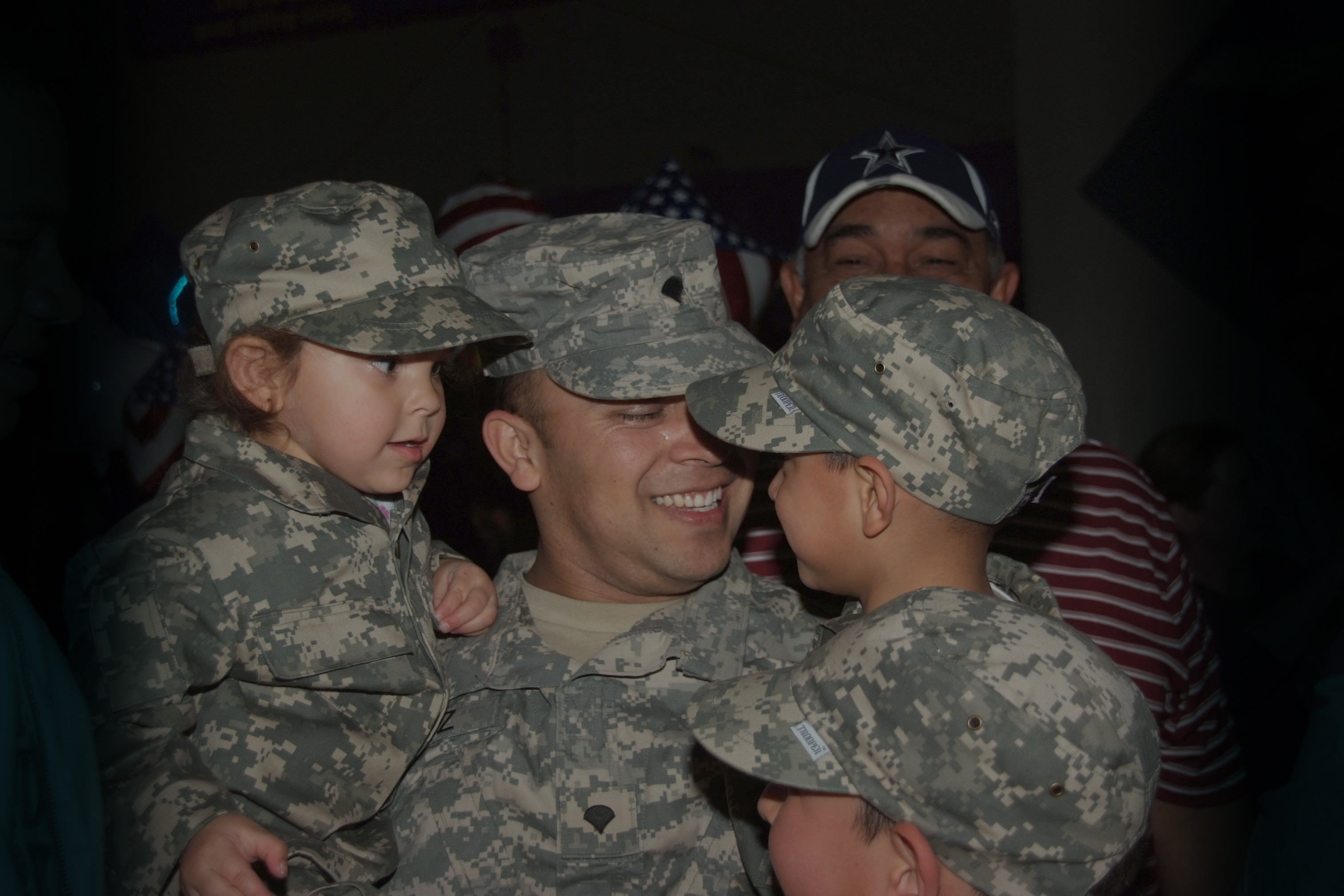 Celebrating Military Families Month
